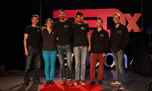 TEDx Penticton 2014 Video Production