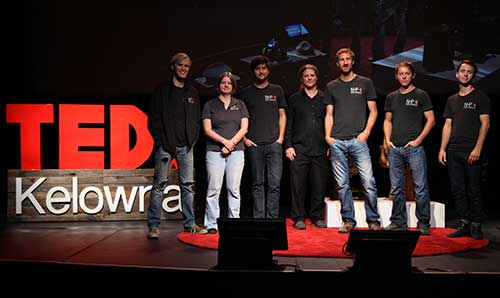 TEDx Kelowna 2014 Video Production