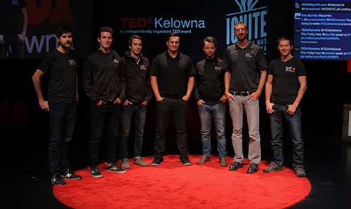 TEDx Kelowna 2015 Video Production