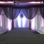 Backdrop rental draping Kelowna
