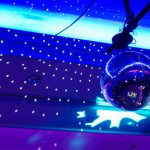 Disco light rental