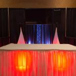 Pipe and drape rental Kelowna