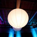 Specialty lighting globe rentals