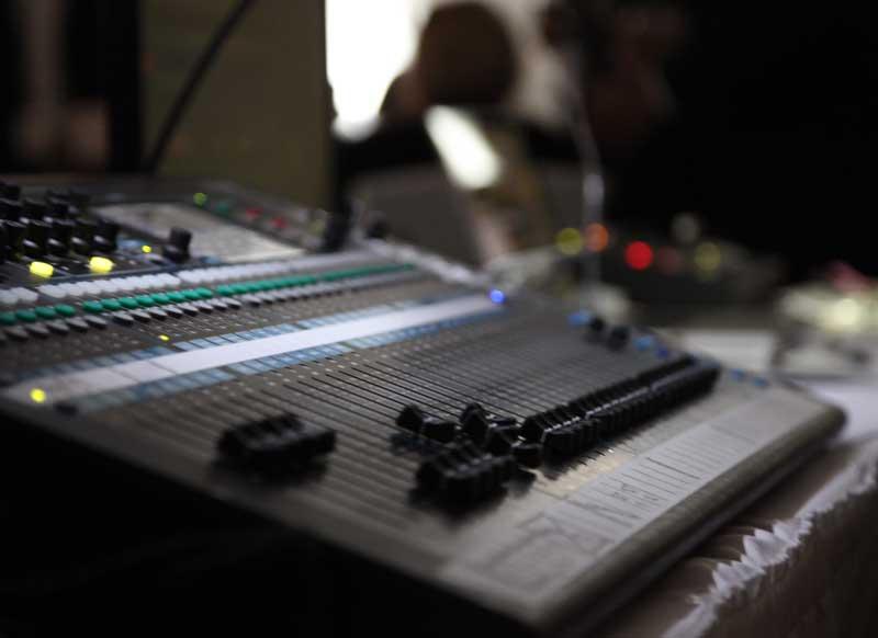 New Horizon Productions Kelowna Audio