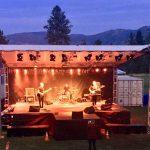 stage rental Kelowna