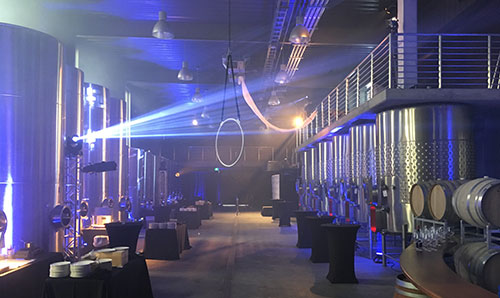 50th Parallel Winery Audio Visual Production